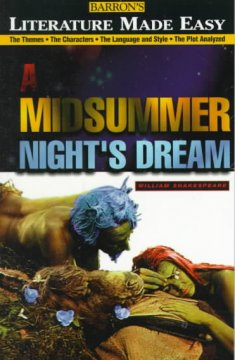 William Shakespeare's Midsummer Night's Dream