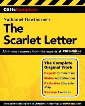 CliffsComplete Hawthorne's The Scarlet Letter