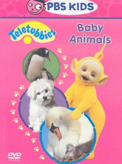 Teletubbies Baby Animals