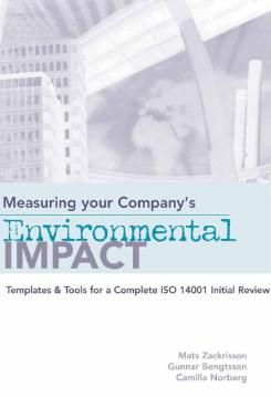 Measuring your Company's Environmental Impact