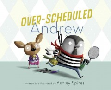Over-scheduled Andrew
