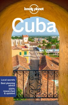 Lonely Planet Cuba 10th Ed