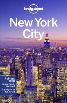 Lonely Planet New York City 12th Ed