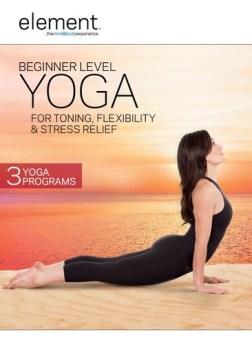 Beginner Level Yoga for Toning, Flexibility & Stress Relief