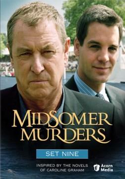 Midsomer Murders: Things That Goe Bump in the Night