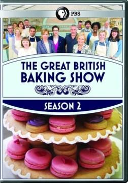 The Great British Baking Show, Season 2