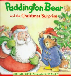 Paddington Bear and the Christmas Suprise