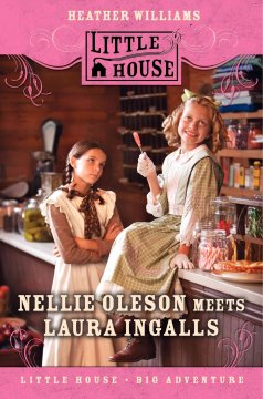 Nellie Oleson Meets Laura Ingalls