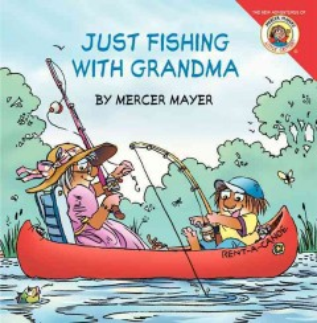 Just Fishing With Grandma