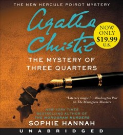The Mystery of Three Quarters (Audiobook on CD)