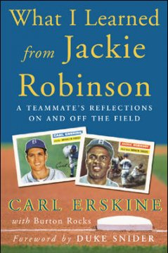 What I Learned From Jackie Robinson