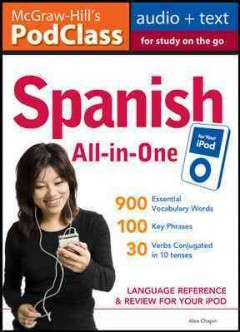 Spanish All-in-one Study Guide