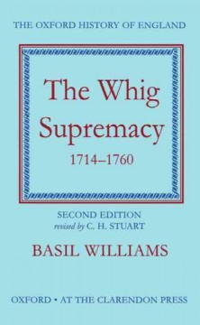 The Whig Supremacy