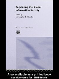 Regulating the Global Information Society