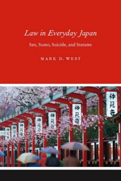 Law in Everyday Japan