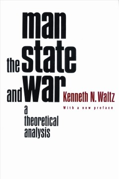 Man, the State, and War