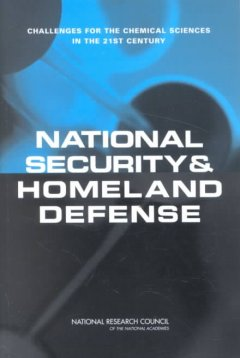 National Security & Homeland Defense
