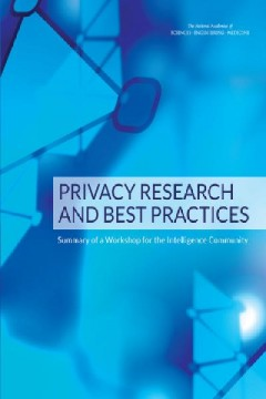 Privacy Research and Best Practices