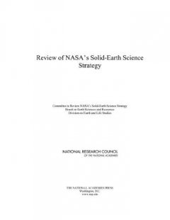 Review of NASA's Solid-earth Science Strategy