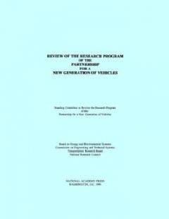 Review of the Research Program of the Partnership for A New Generation of Vehicles