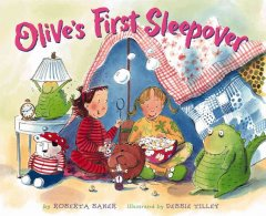 Olive's First Sleepover