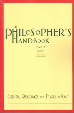 Philosopher's Handbook, The