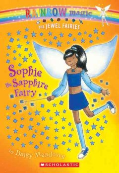 Sophie, the Sapphire Fairy