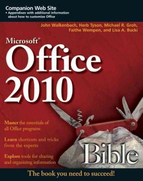 Microsoft Office 2010 Bible