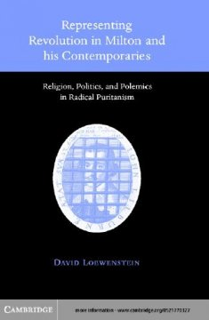 Representing Revolution in Milton and His Contemporaries
