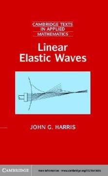 Linear Elastic Waves