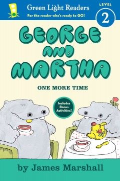 George and Martha, One More Time