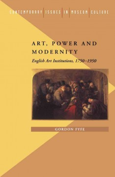 Art, Power, and Modernity