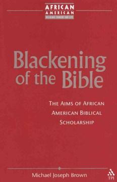 Blackening of the Bible