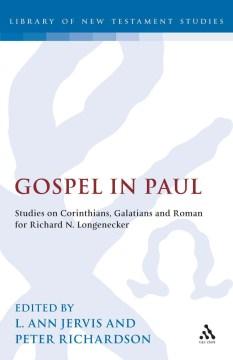 Gospel in Paul