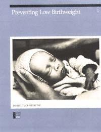 Preventing Low Birthweight