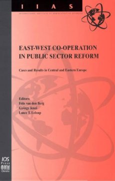 East-west Co-operation in Public Sector Reform