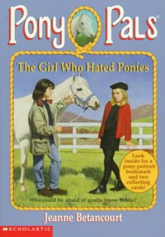 The Girl Who Hated Ponies
