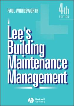 Lee's Building Maintenance Management