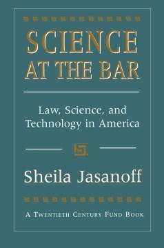 Science at the Bar