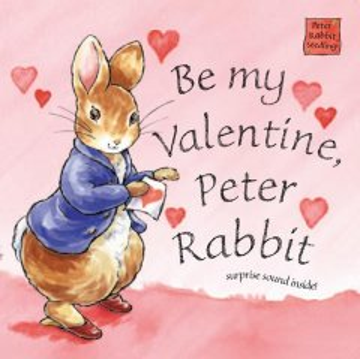 Be My Valentine, Peter Rabbit