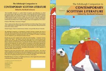 The Edinburgh Companion to Contemporary Scottish Literature