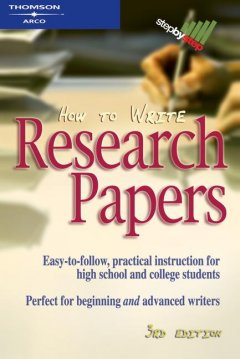How to Write Research Papers / [Sharon Sorenson]