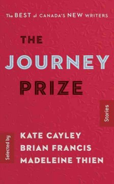 The Journey Prize Stories (no. 28)