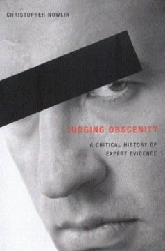 Judging Obscenity