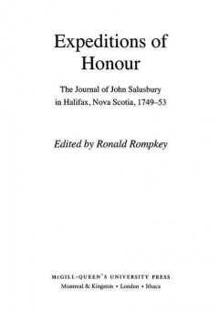 Expeditions of Honour
