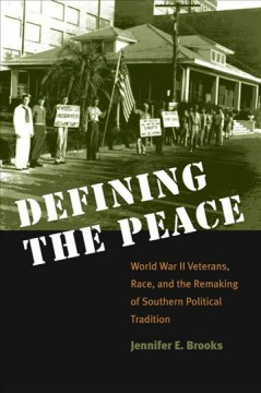 Defining the Peace