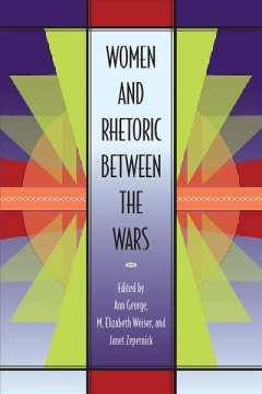 Women and Rhetoric Between the Wars
