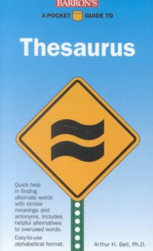 A Pocket Guide Thesaurus