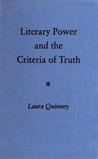 Literary Power and the Criteria of Truth