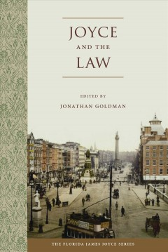 Joyce and the Law